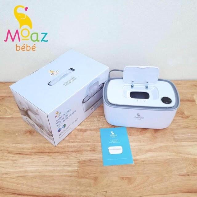 Máy làm ấm khăn Moaz Bebe MB008