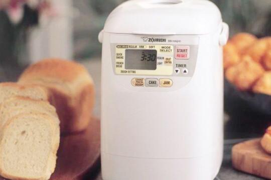 Review Top 5 các loại máy làm bánh mì với chất lượng cao và nhiều tính năng thú vị