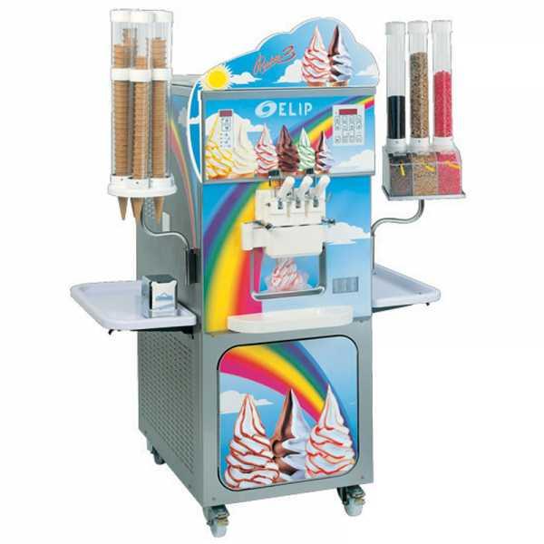 Máy làm kem tươi 1