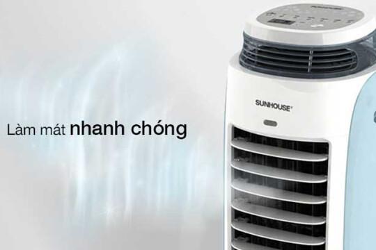 Review Top 5 sản phẩm máy làm mát không khí giúp căn nhà của bạn mát mẻ hơn