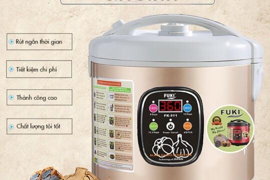 Review 5 sản phẩm máy làm tỏi đen Nhật Bản chất lượng cao và bền bỉ