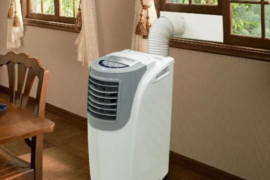 Review top 5 máy lạnh di động thách thức cái nóng oi bức