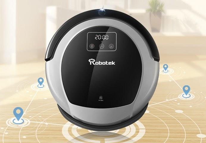 Máy lau nhà thông minh Robotex W600 wifi