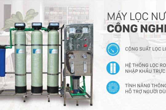 Review Top 5 máy lọc nước công nghiệp được đánh giá hiện đại hàng đầu