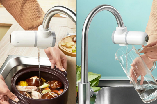 Review Top 5 sản phẩm máy lọc nước tại vòi đáng mua trên thị trường