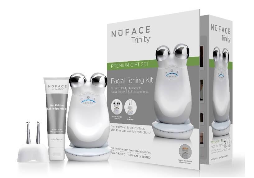 Máy massage ion Nuface Trinity Facial Toning Device