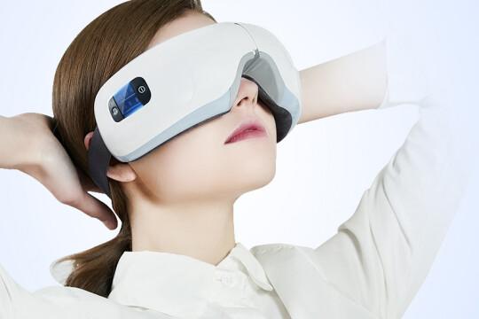 Review top 5 máy massage mắt làm mờ nếp nhăn, cho mắt sáng khỏe