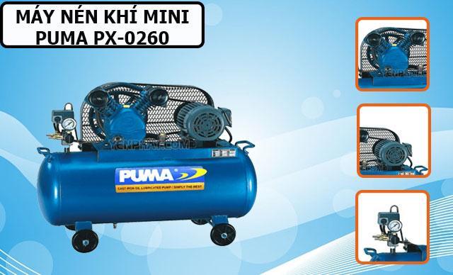 Máy nén khí mini 12v Puma PK-0140