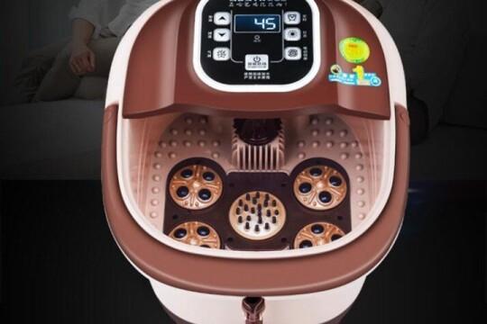 Review Top 5 sản phẩm máy ngâm chân - mang đến những giây phút thư giãn tuyệt vời