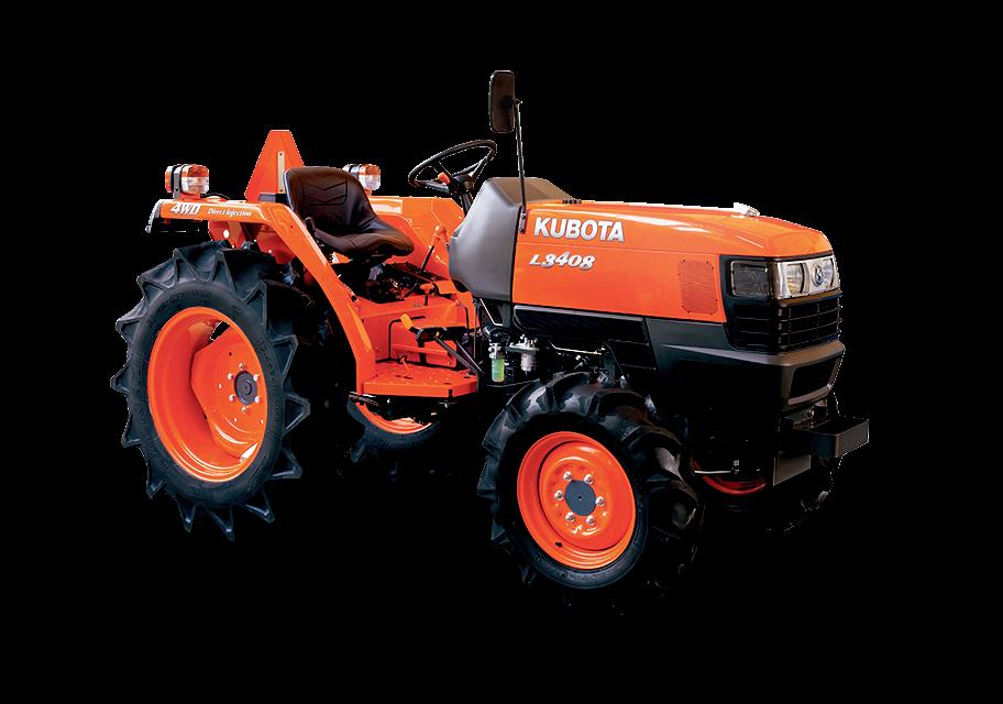 Máy nông nghiệp Kubota L3408