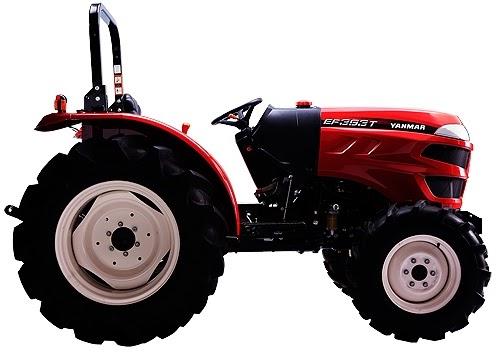 Máy nông nghiệp Yanmar EF393T