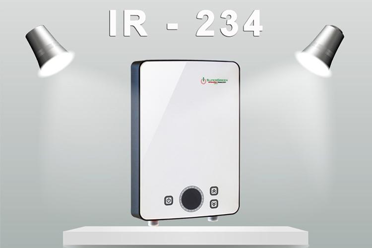Máy nước nóng hồng ngoại Supergreen IR-234