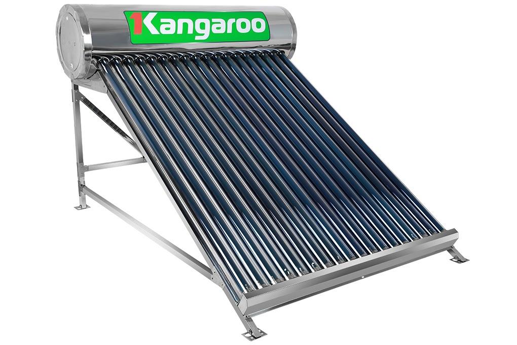 Máy nước nóng năng lượng mặt trời Kangaroo GD1818 180 lít