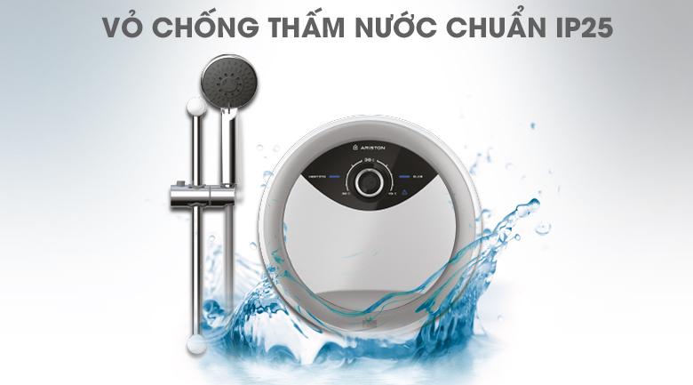 Máy nước nóng trực tiếp có bơm Ariston RMC45E-VN