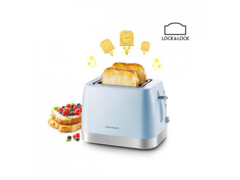 Máy nướng bánh mì Lock&Lock EJB22BLU