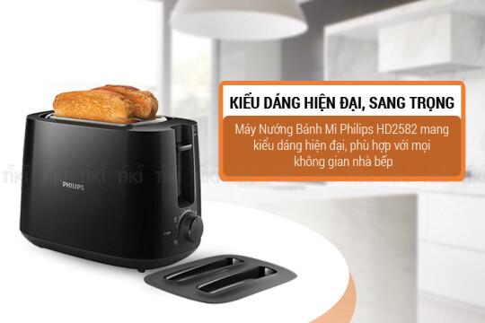 Review top 5 máy nướng bánh mì tiện lợi - chiến binh cứu cánh cho những bữa sáng vội vàng