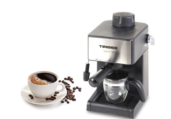 Máy pha cà phê mini Espresso Tiross TS-621