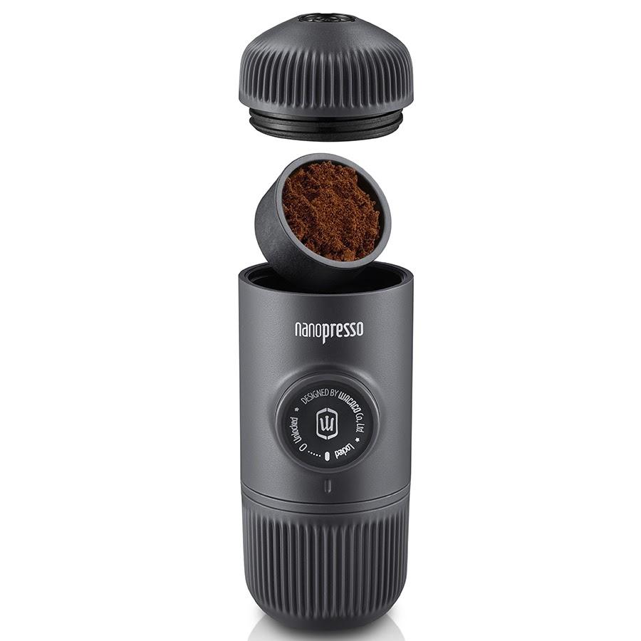 Máy pha cà phê mini Nanopress