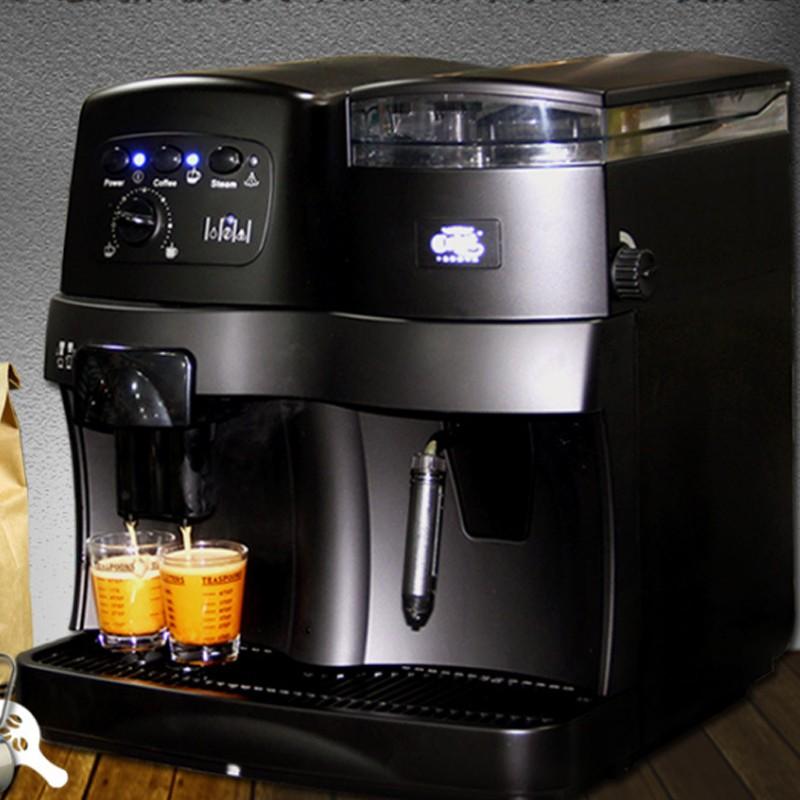 Máy pha cà phê tự động 1