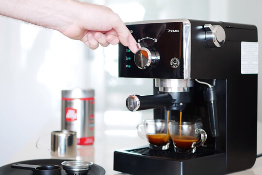Review top 5 máy pha cà phê tự động đa năng, tiện dụng và hiện đại