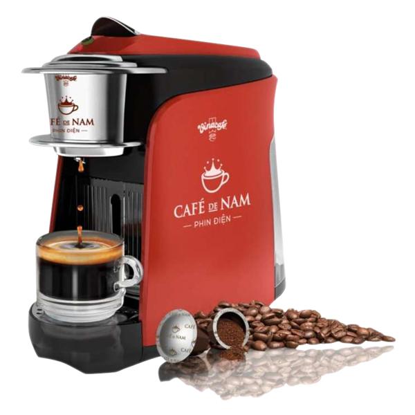 Máy pha cà phê viên nén 1
