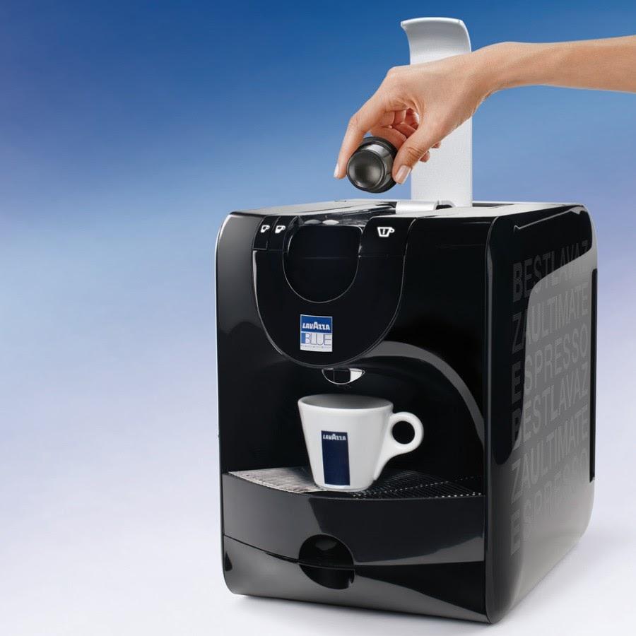 Máy pha cà phê viên nén Lavazza Blue LB 951