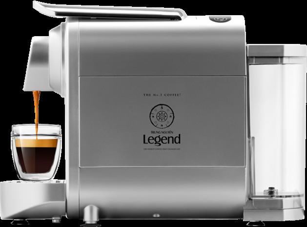 Máy pha cà phê viên nén Trung Nguyên Legendera 1