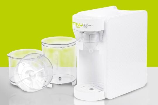 Review top 5 máy pha sữa an toàn cho bé