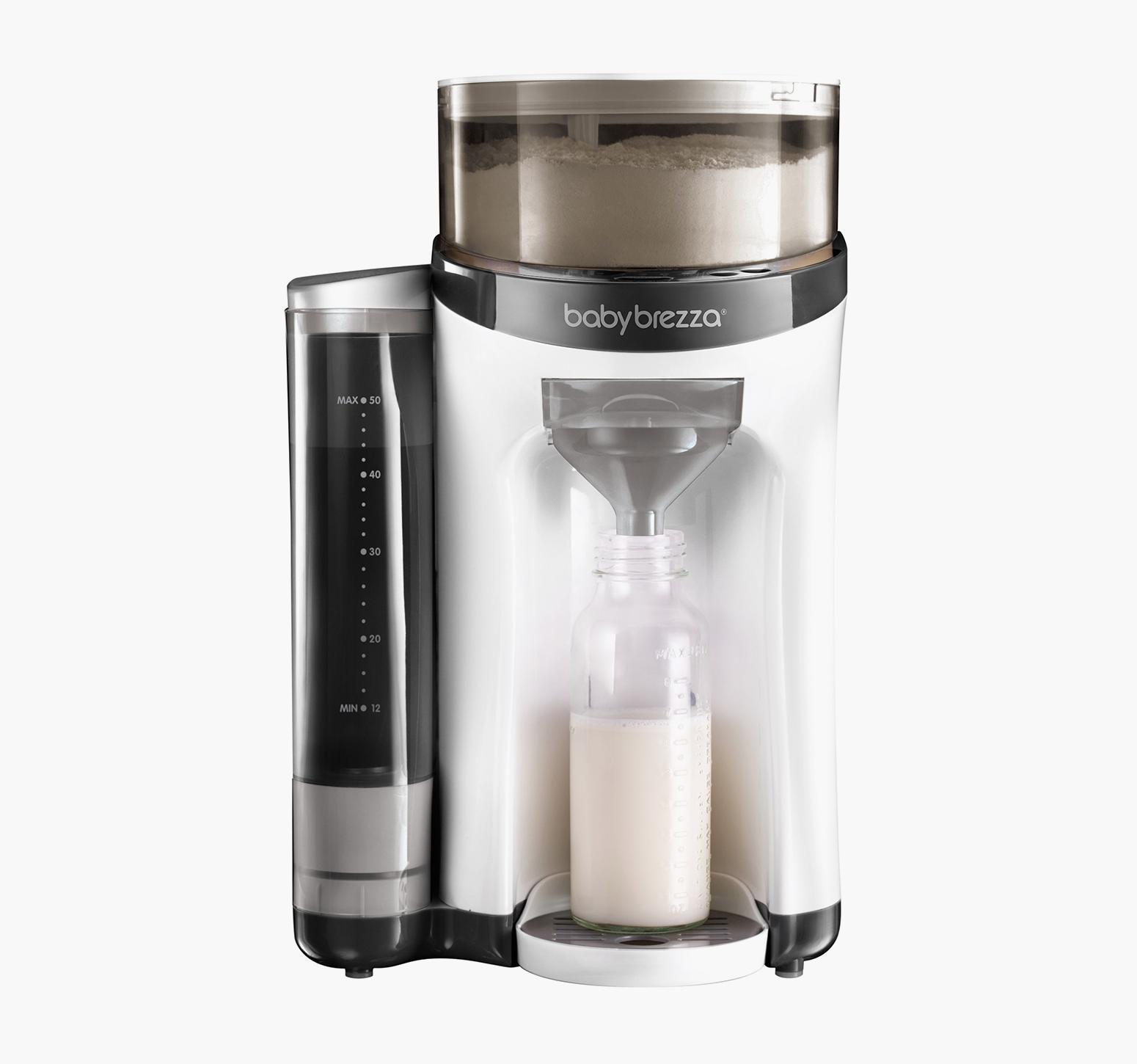 Máy pha sữa Baby Brezza Formula Pro Advanced