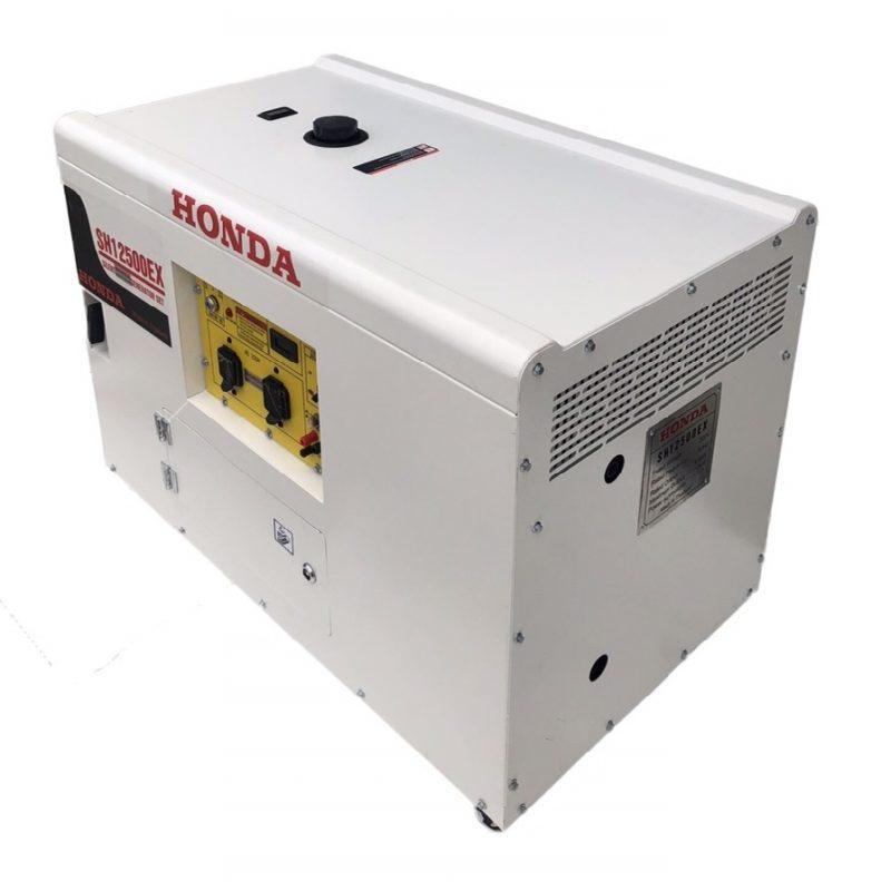Máy phát điện chạy xăng Honda SH12500EX chống ồn