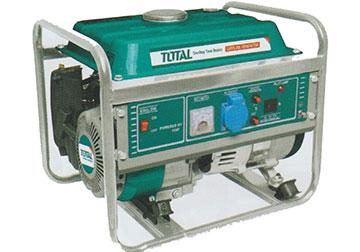 Máy phát điện chạy xăng Total TP18001