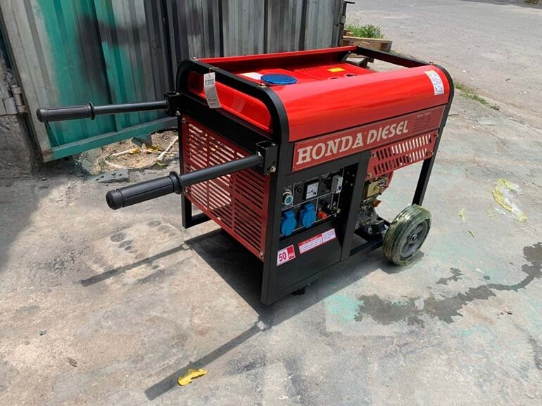 Máy phát điện diesel Honda 3800ET