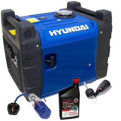 Máy phát điện gia đình Hyundai GS45000