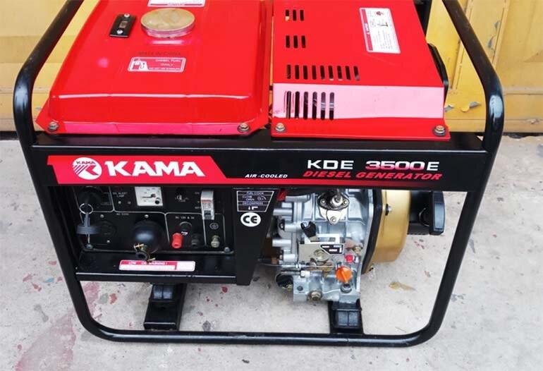 Máy phát điện Kama KDE3500E