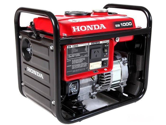 Máy phát điện mini chạy xăng Honda EB1000