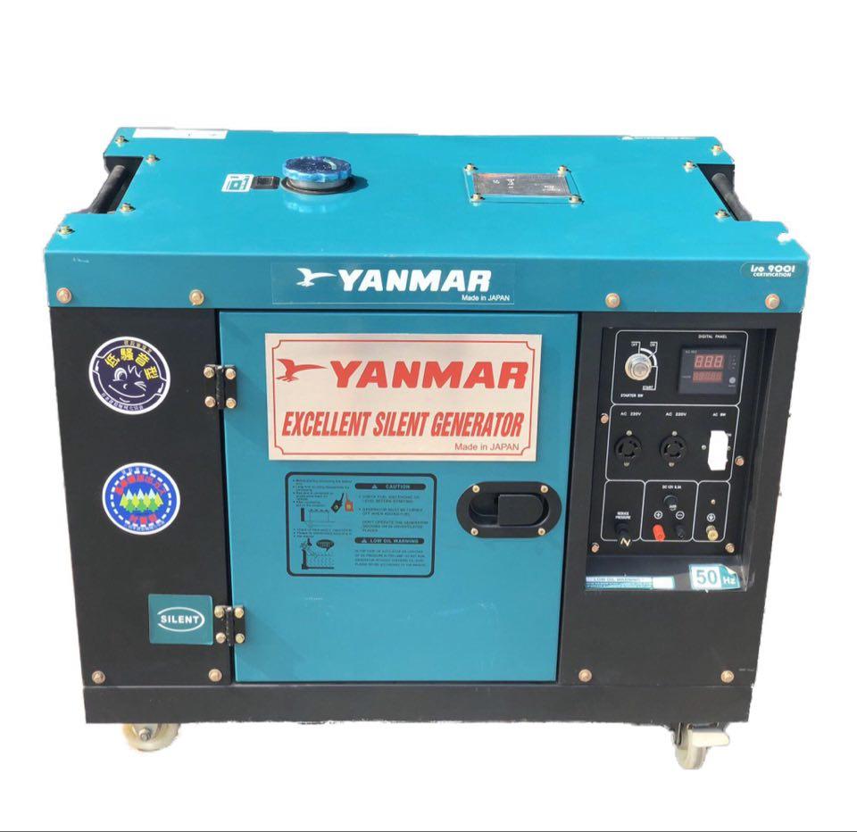 Máy phát điện Yanmar YCD980