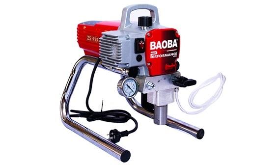 Máy phun sơn nước BAOBA ZS-450