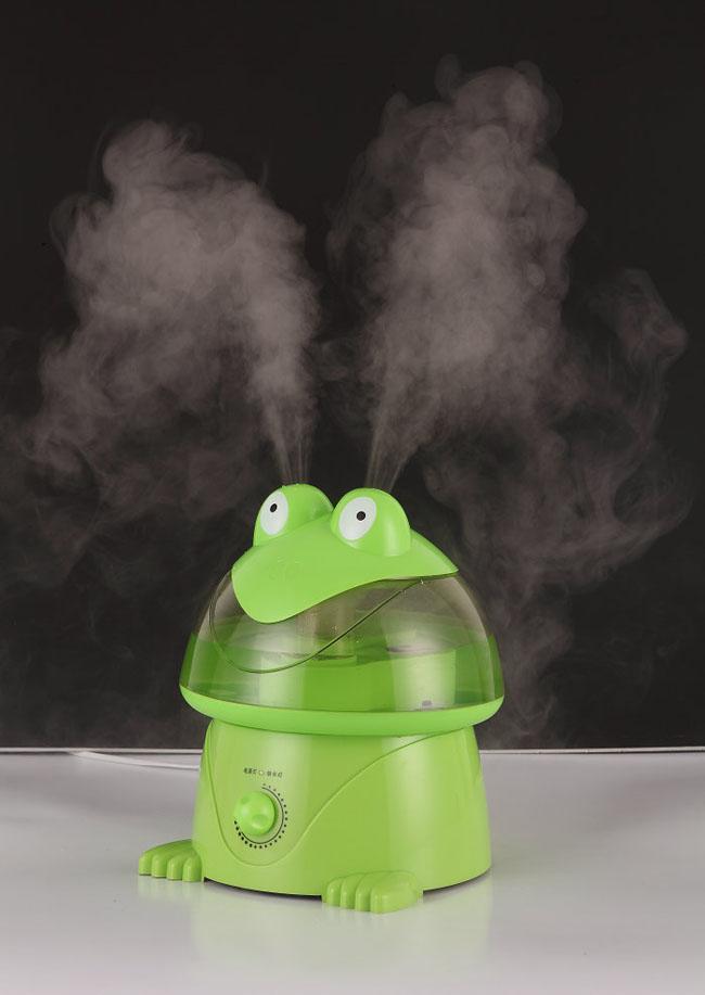 Máy phun sương hình thú Magic Home ếch xanh