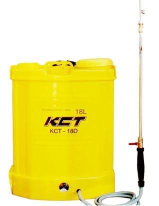 Máy phun thuốc trừ sâu KCT 18D