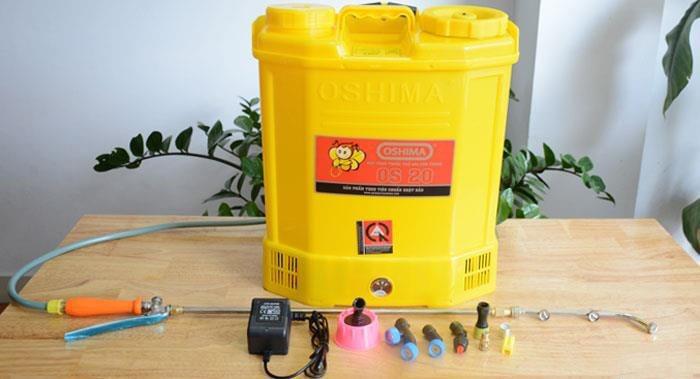Máy phun thuốc trừ sâu Oshima OS20
