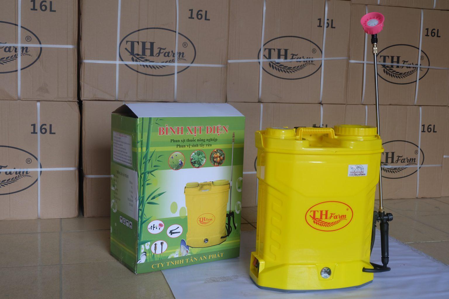 Máy phun thuốc trừ sâu THfarm 16L