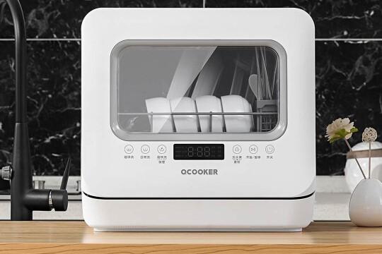 Review Top 5 máy rửa bát mini tiện lợi, làm việc nhanh chóng và hiệu quả