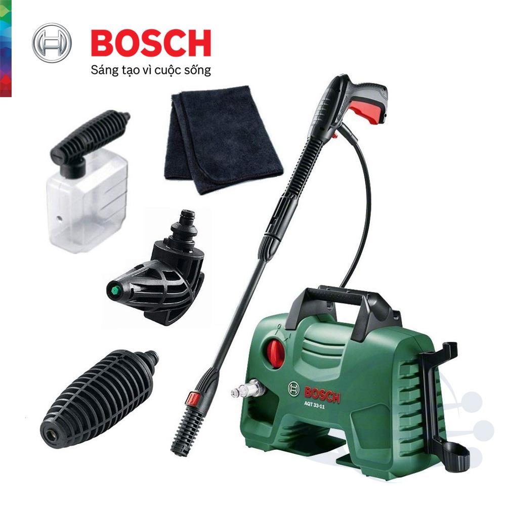 Máy rửa xe mini Bosch AQT 3311