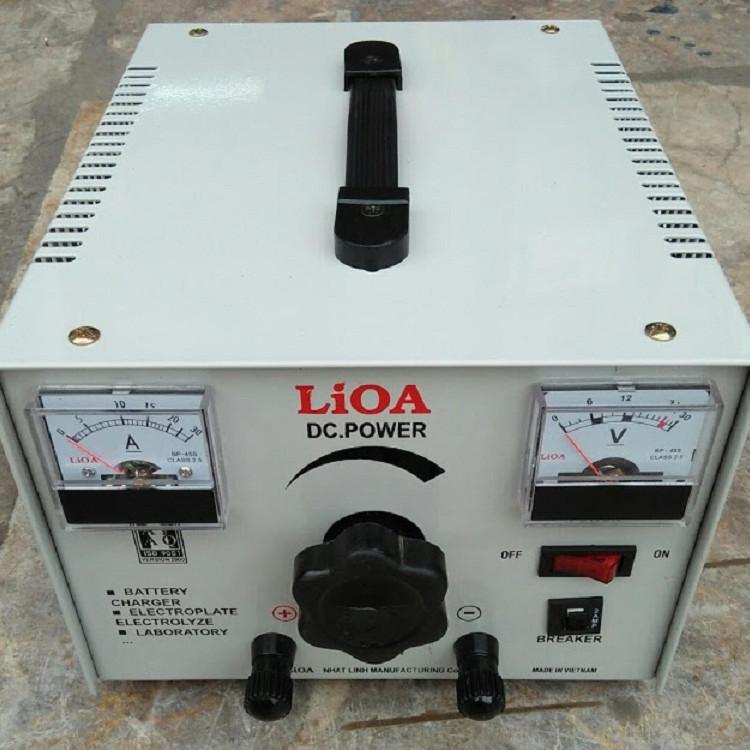 Máy sạc ắc quy LIOA BC-1815