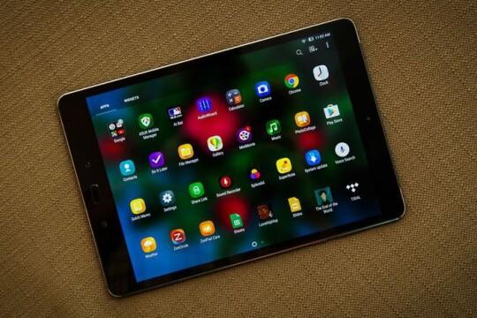 Review top 5 máy tính bảng android với độ ổn định cao và cấu hình tốt