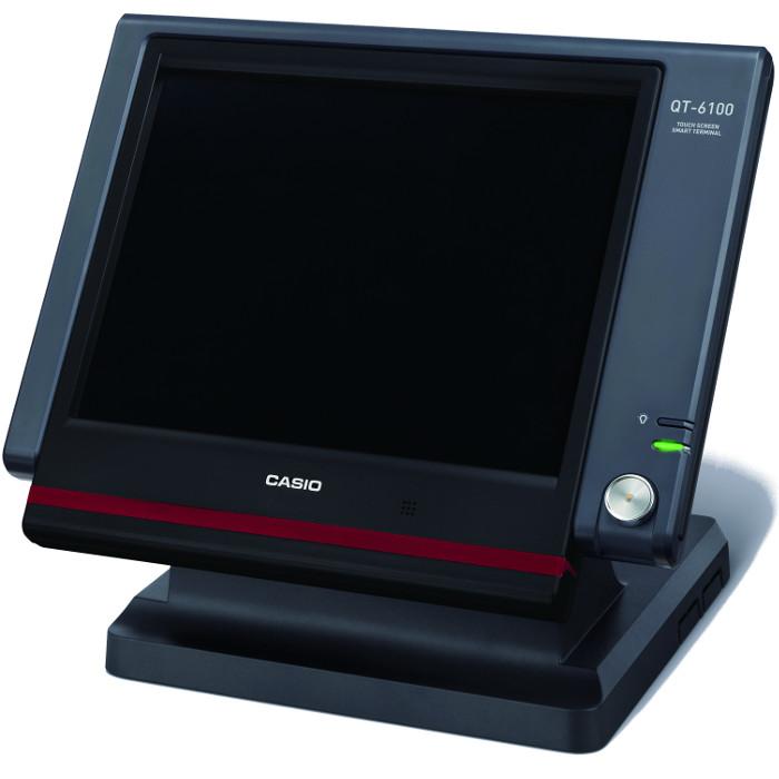 Máy tính tiền cảm ứng CASIO QT6100