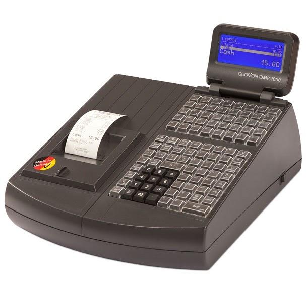Máy tính tiền QMP-2064