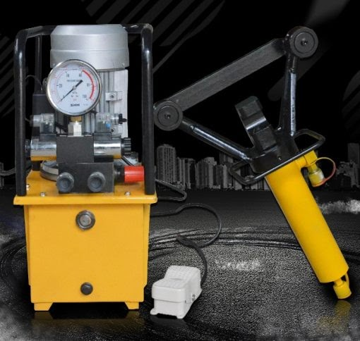 Máy uốn sắt Hydraulic Steel Bending Machine