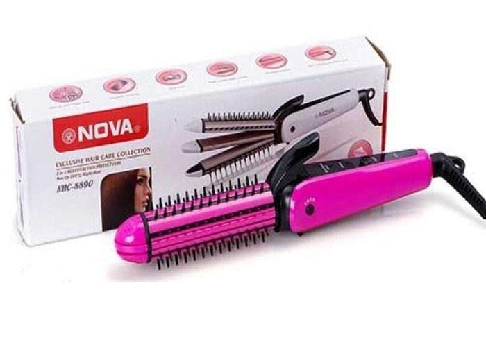 Máy uốn tóc HNC 8890