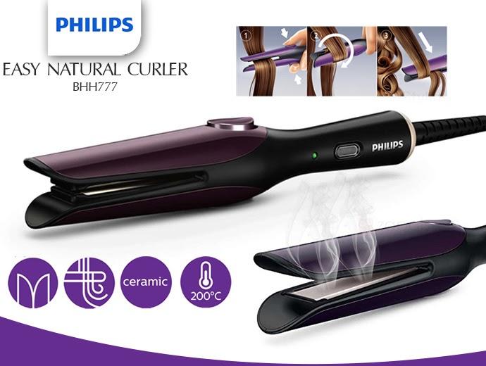 Máy uốn tóc Philips BHH777